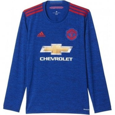 MAN UNITED AWAY 2016/17 LS JERSEY