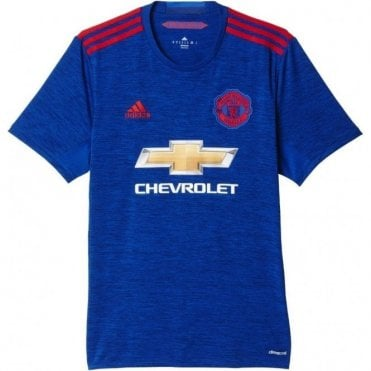 MAN UNITED FC SS AWAY JERSEY