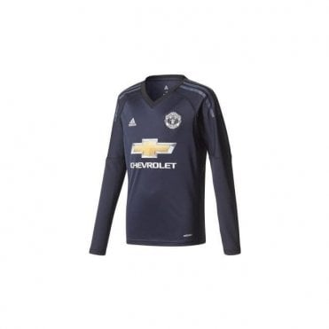 Manchester United 17/18 Home Goalkeeper Jersey