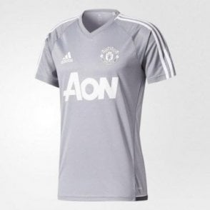 Manchester United 17/18 Training Jersey