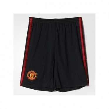 MANCHESTER UNITED FC HOME GK JNR SHORTS