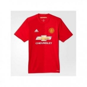MANCHESTER UNITED FC HOME JERSEY