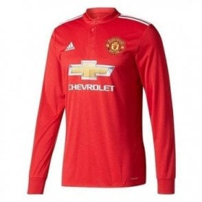 Manchester United LS Home 17/18