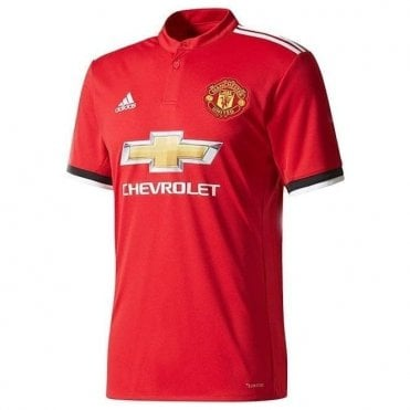 Manchester United SS Home 17/18
