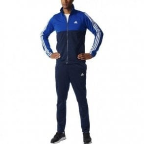 Men's Back 2 Basics 3-Stripes Track Suit