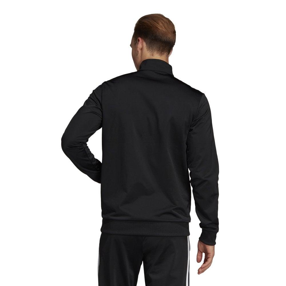 beba76cc189a Men's Essentials 3 Stripe Tricot Track Jacket