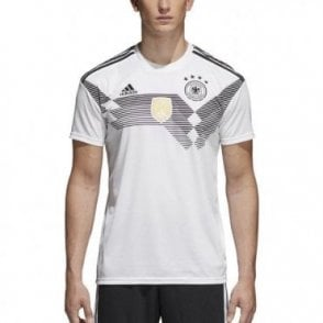 Men's Germany Home Jersey 2018