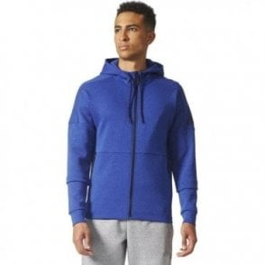 Mens ID Stadium Zip Up Hoodie