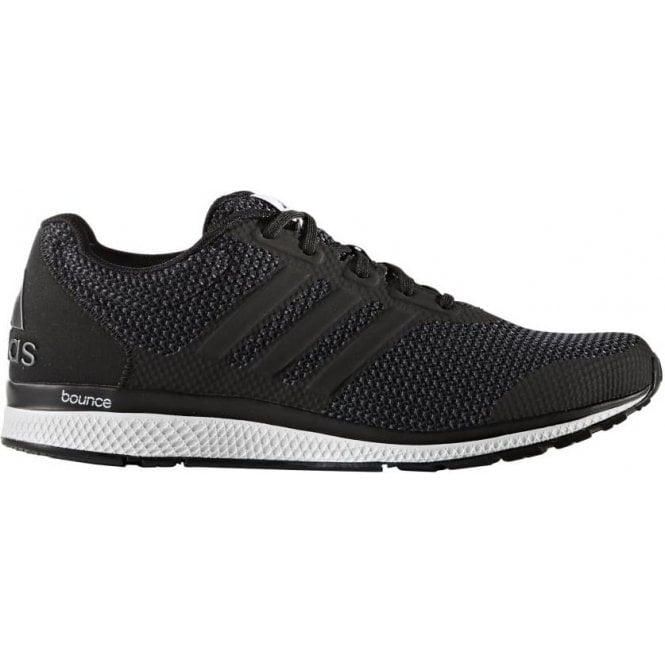 Adidas Mens Lightster Bounce Black  85e5090b6
