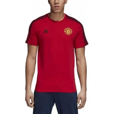 Men's Man United 3 Stripe Tee