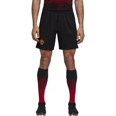 Men's Man United Home Shorts 18/19