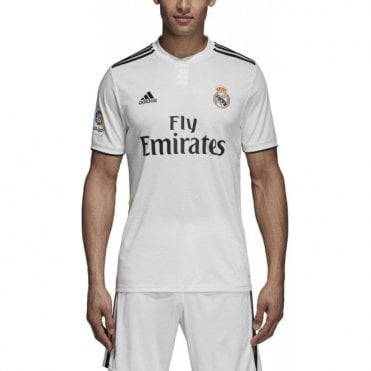 Men's Real Madrid Home Jersey 18/19