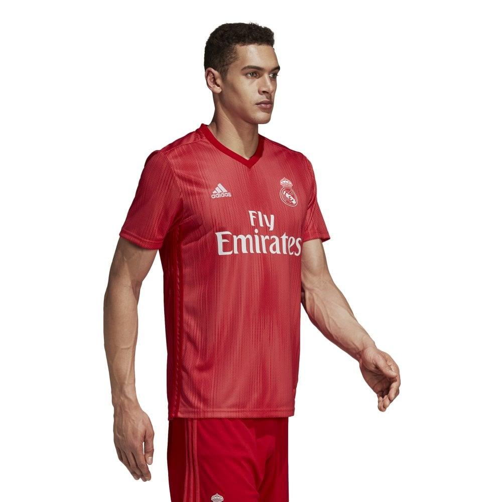 free shipping 3331b 6ab65 Men's Real Madrid Third Jersey 18/19