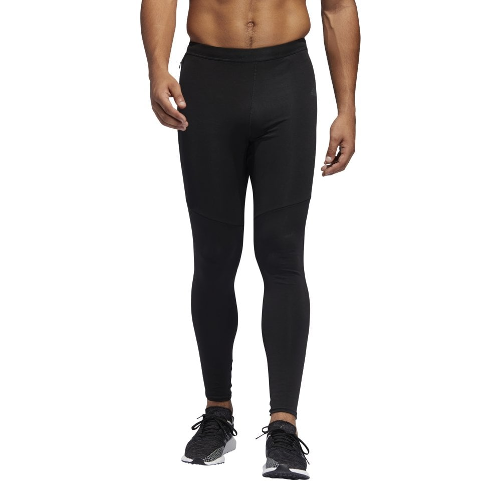 Perdere foresta Giacca  adidas Men's Response Long Running Tights | BMC Sports