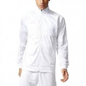 Men's Tanc Presentation Jacket White