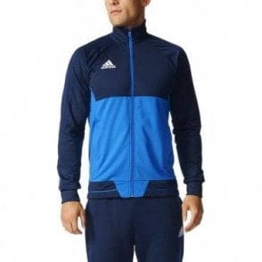 Men's Tiro 17 Training Jacket Navy/Blue