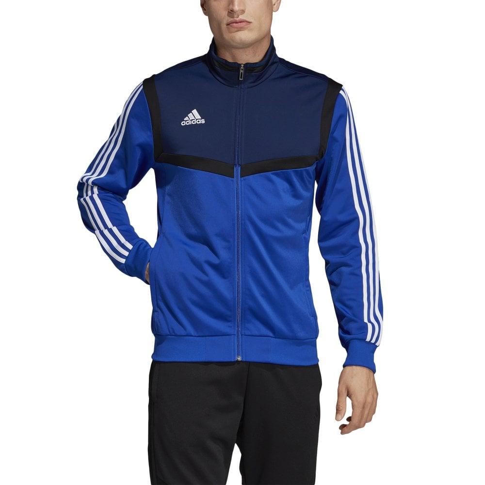 1f77326dbb57 adidas Men's Tiro 19 Polyester Jacket Blue | BMC Sports
