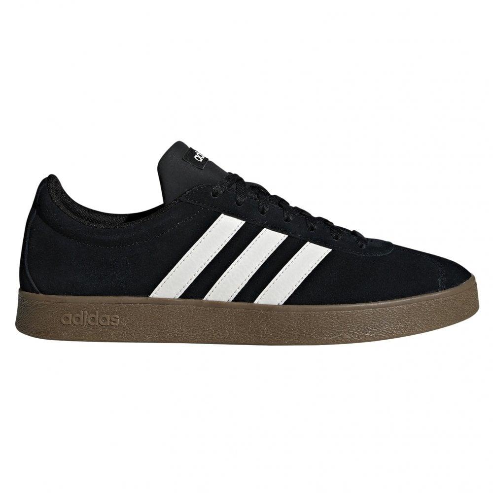 a582752af94 adidas Men s VL Court 2.0 Black