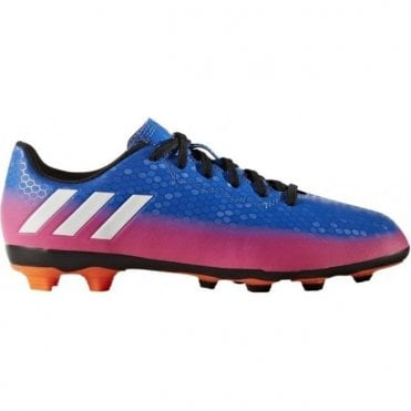 Messi 16.4 FxG Boots Blue