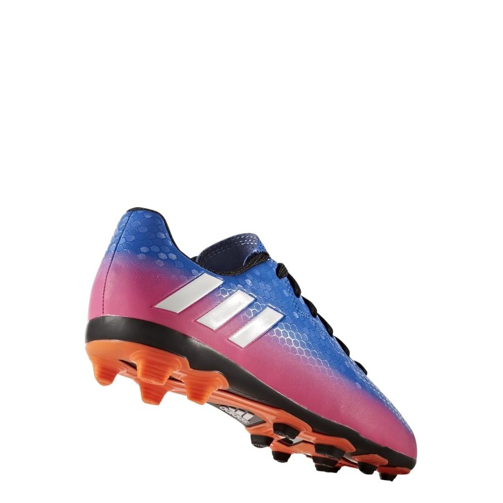 new arrival f9bb2 001d3 adidas messi 16 4 fg junior football boots s79647 2 messi boots blue