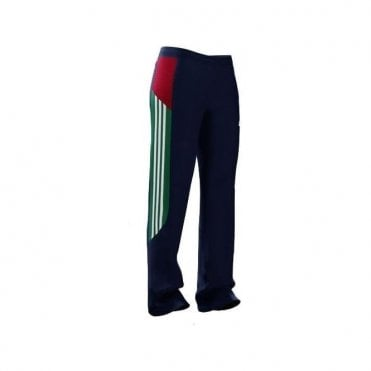 MI TEAM WOMENS TRAINING PANT NAVY/GREEN/RED