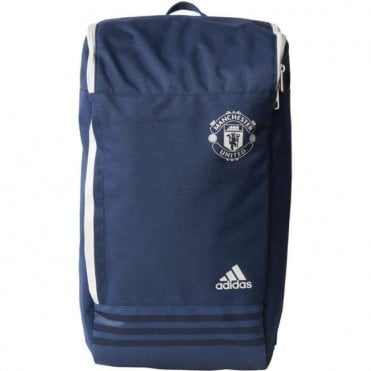 MUFC BACKPACK NAVY