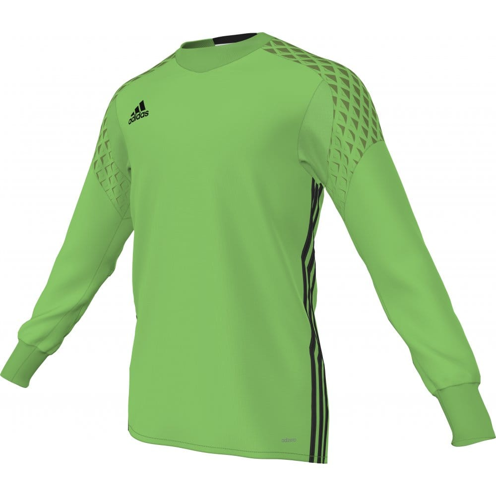 ea1cb6c33 ONORE 16 GK JERSEY SOLAR LIME RAW LIME BLACK