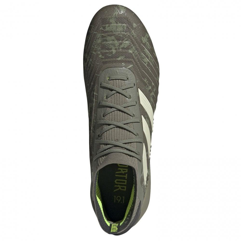 Adidas Predator 19.1 SG Khaki Green