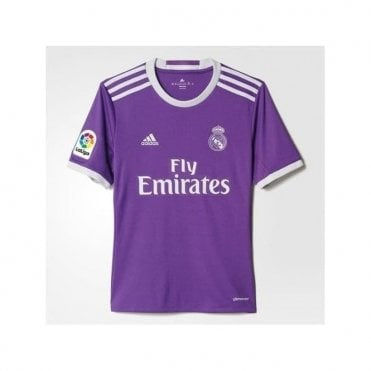 REAL MADRID AWAY JNR JERSEY