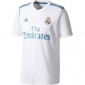 Real Madrid Home Jersey 17/18