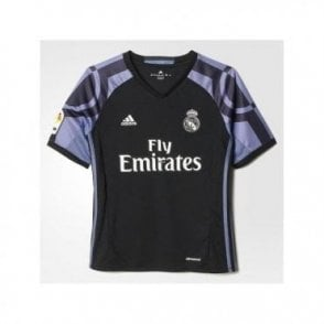 REAL MADRID THIRD JNR JERSEY