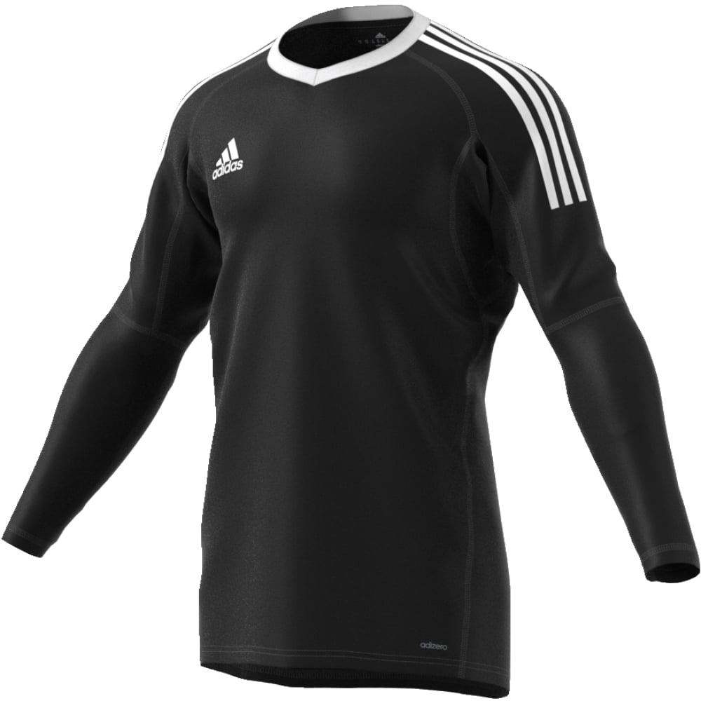 89adb88e820 REVIGO 17 GK JERSEY BLACK WHITE