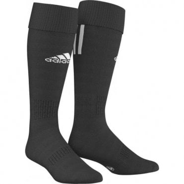 SANTOS 3-STRIPE BLACK/WHITE