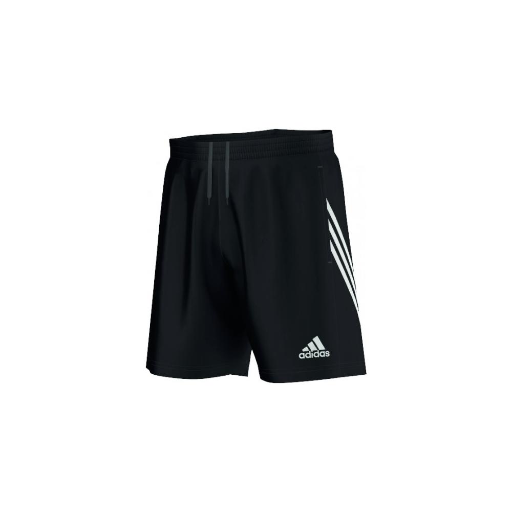 Adidas SERENO 14 TRAINING SHORT BLACKWHITE