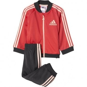 Shiny Sports Girl's Infant Track Suit