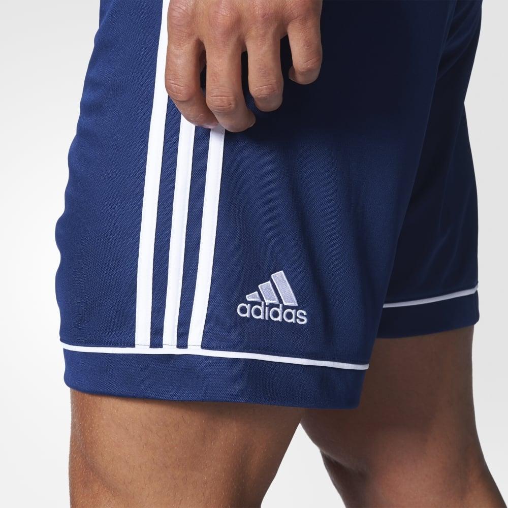Adidas SQUAD 17 SHORTS DARK BLUEWHITE