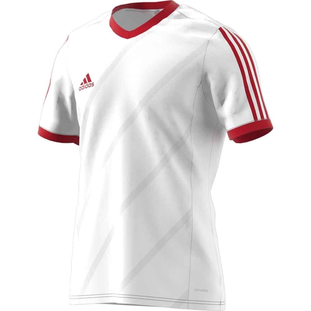 4c432be34706 Tabela 14 SS Jersey White Red (Set of 10) Size M   L