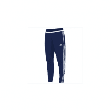 TIRO 15 TRAINING PANT DARK BLUE/WHITE/DARK BLUE