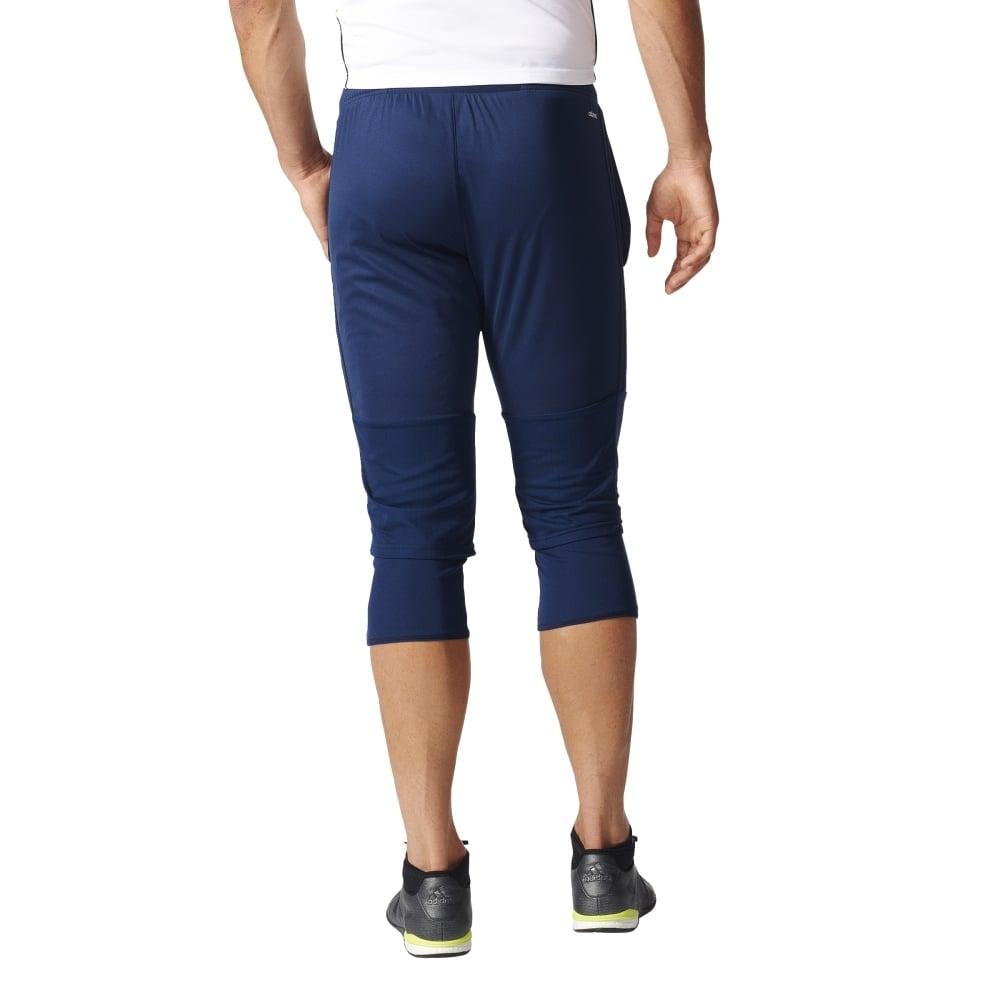 adidas 4 3. adidas tiro 17 3/4 pants collegiate navy/white 4 3