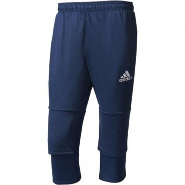 TIRO 17 3/4 PANTS COLLEGIATE NAVY/WHITE