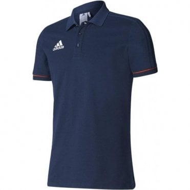 TIRO 17 CO POLO COLLEGIATE NAVY/ ENERGY S17/WHITE