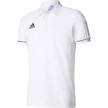 TIRO 17 CO POLO WHITE/BLACK