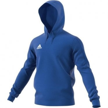 TIRO 17 HOODY BLUE/WHITE