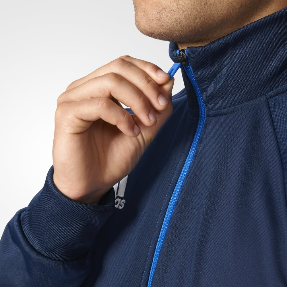 adidas navy blue jacket