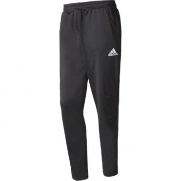 TIRO 17 PES PANT BLACK/WHITE