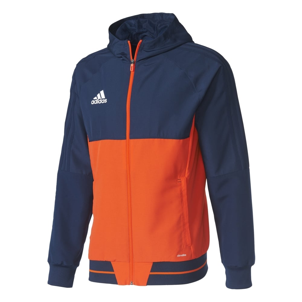 adidas navy blue jacket