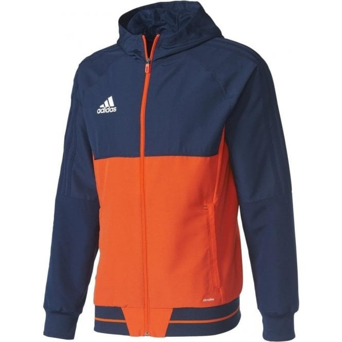 8268b854cc Adidas TIRO 17 PRE JACKET COLLEGIATE NAVY/ ENERGY S17/WHITE