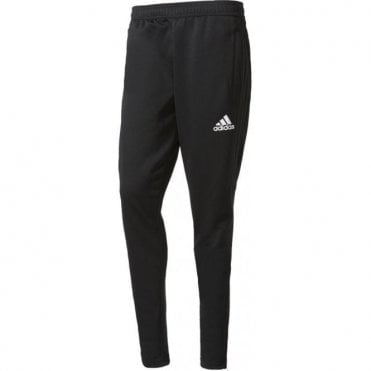TIRO 17 TRAINING PANT BLACK/WHITE
