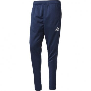 TIRO 17 TRAINING PANT COLLEGIATE NAVY/WHITE