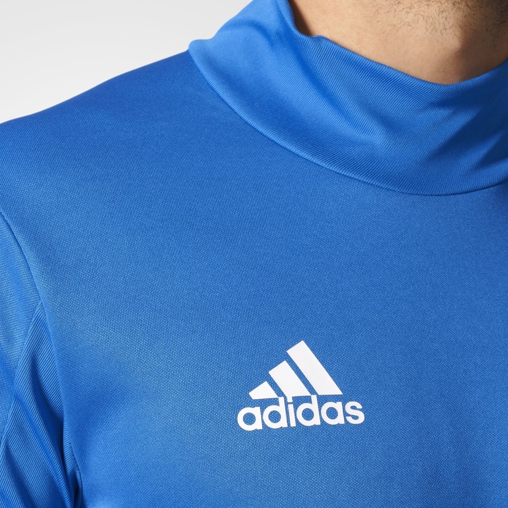 Adidas TIRO 17 TRAINING TOP BLUECOLLEGIATE NAVYWHITE